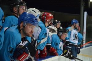 Hokejová bitva univerzit 2015