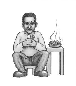 buddy ilustrace