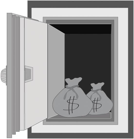 Studentské finance - ilustrace