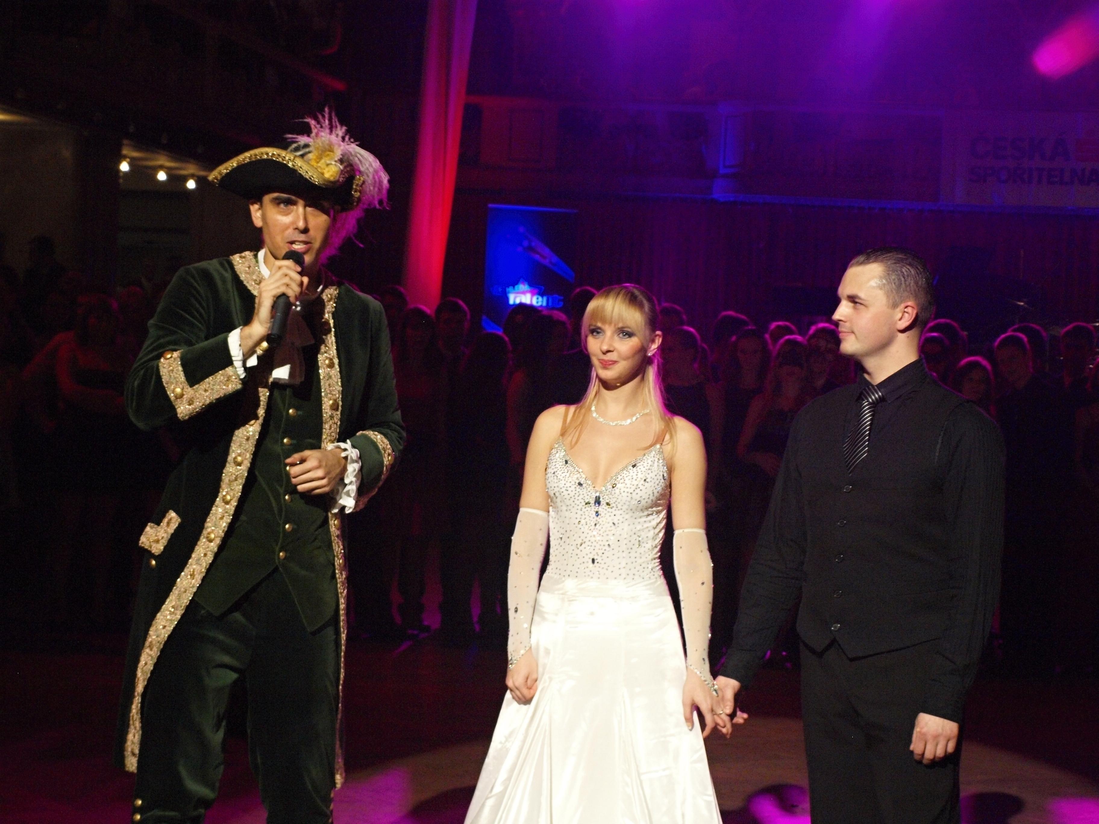 Ples VŠE 3.12.2014