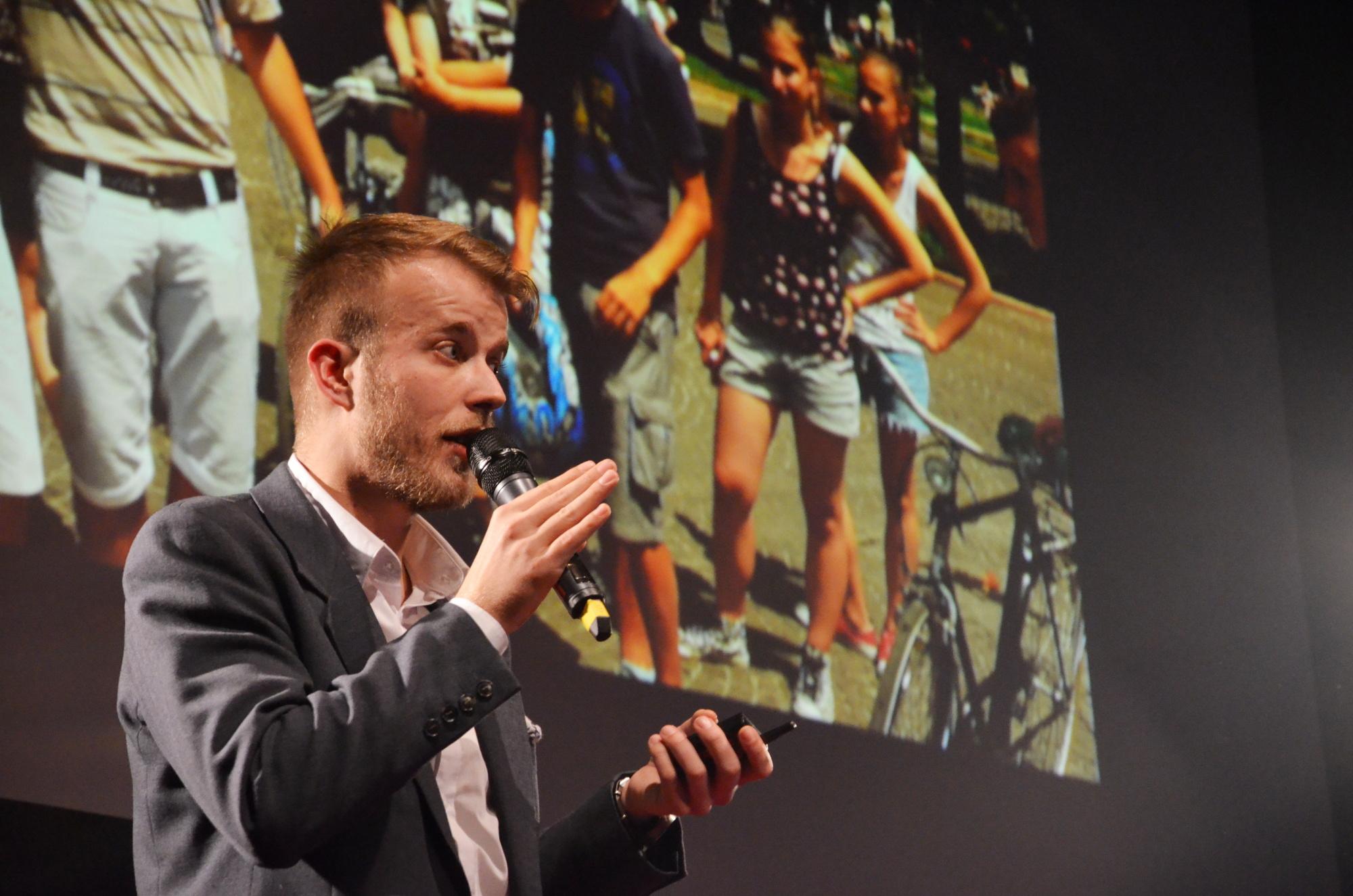 Keywords: Praha;TEDx;Venu¨e
