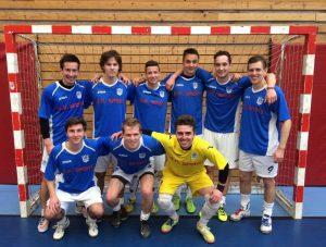 Futsalisté kvalifikace na ČAH