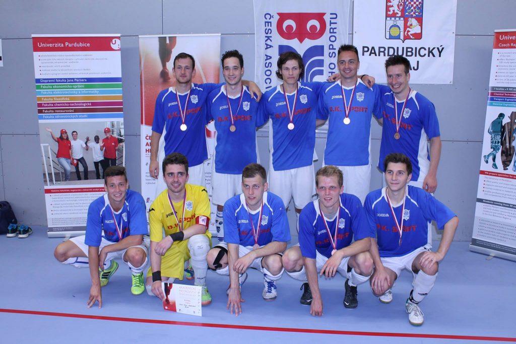 ČAH 2016 Futsal