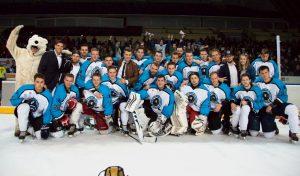 Hokejová bitva 2016