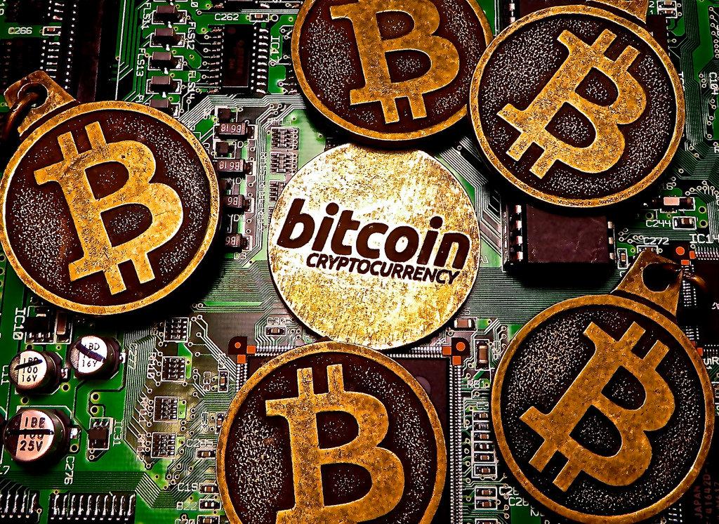 Bitcoin, kryptomena, cryptocurrency