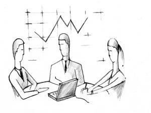 data byznys ilustrace