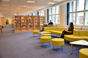 Rekonstrukce knihovny 4