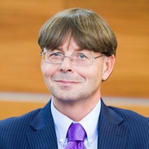 Prorektor Musílek