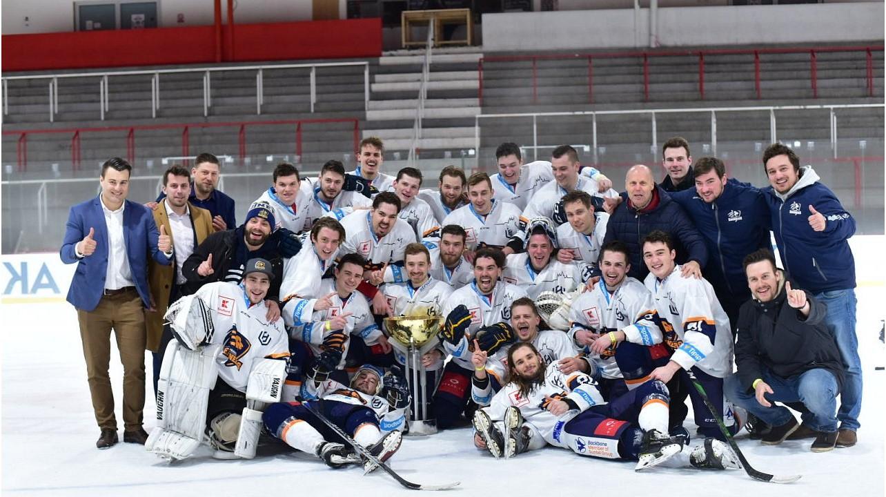 Engineers Prague UHHL liga