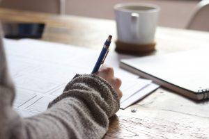 test, studium, přijímačky, přijímací zkoušky