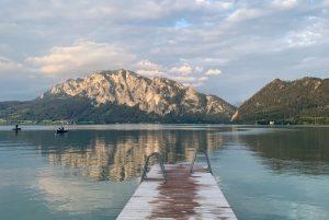 Rakousko - jezera