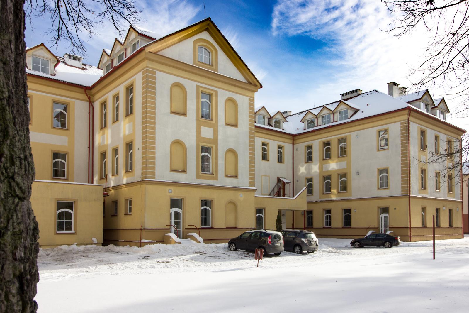 Švecova_kolej_fakulta_managementu