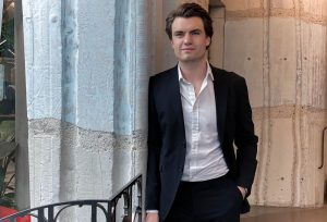Martin Fortelný, CEO startupu Advanto